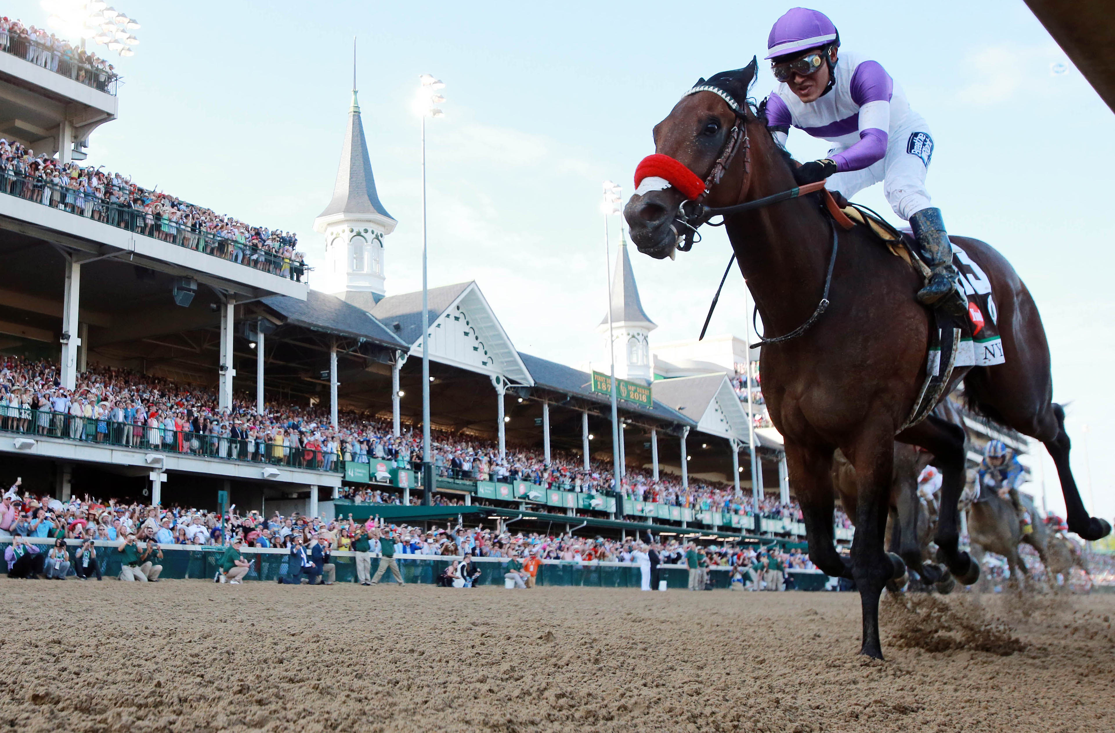 Kentucky Derby betting odds, horse-by-horse preview and picks