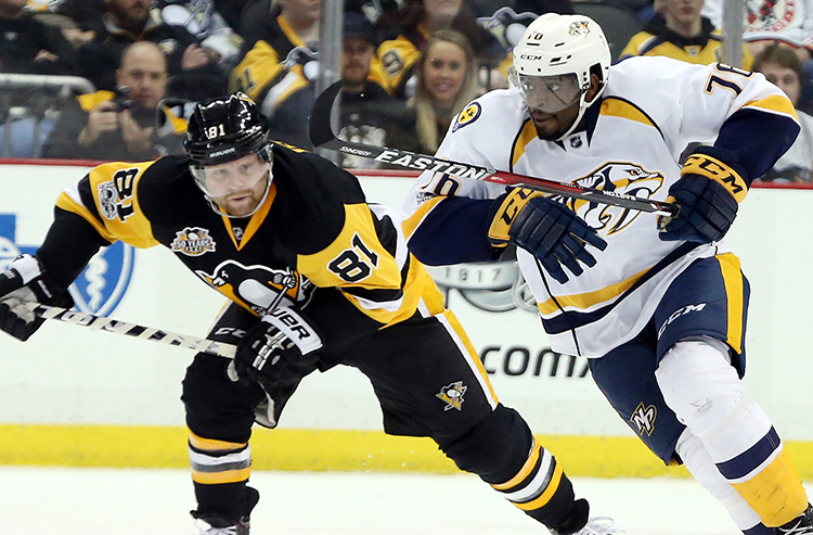 Monday's NHL Stanley Cup Final Game 1 Betting Preview: Predators at Penguins