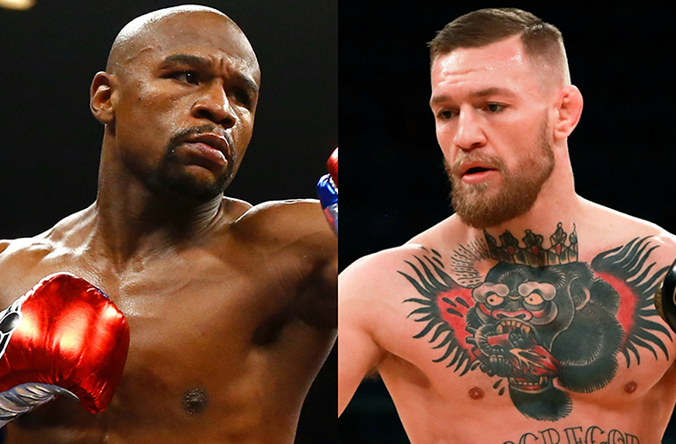 Mayweather-McGregor announce mega-bout for August 26 in Las Vegas