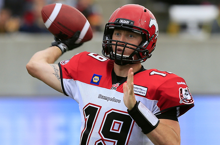 CFL season betting preview: Stampeders big Grey Cup faves