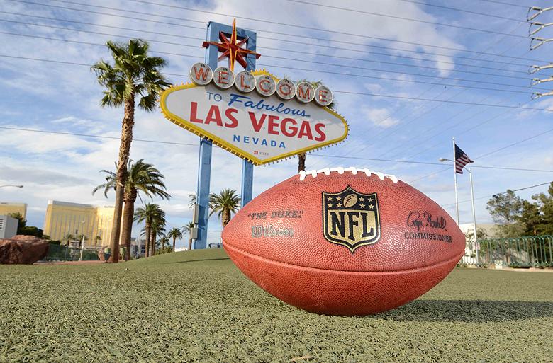 "Sin City bookies will battle ""courtsiding"" live bettors at Las Vegas Raiders games"
