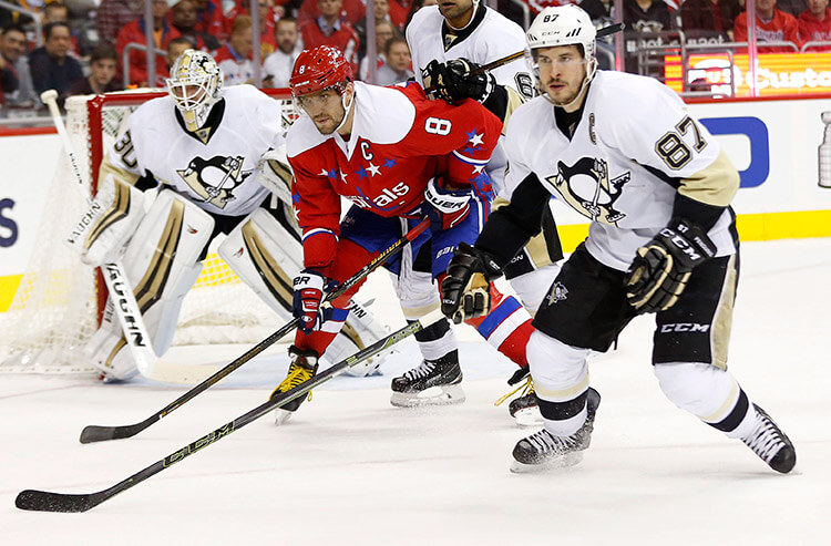 NHL Game of the Day: Penguins at Capitals