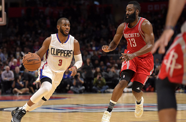 Chris Paul trade to Rockets shakes up NBA title odds