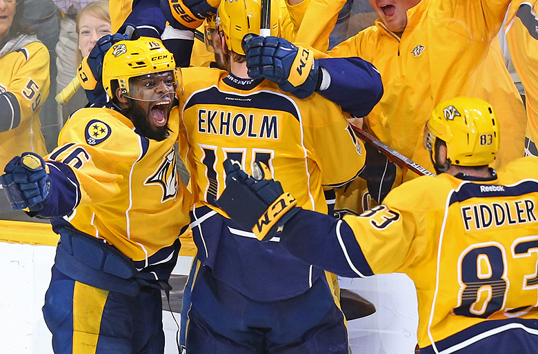 Predators are the latest NHL betting long shot to take a run at the Stanley Cup