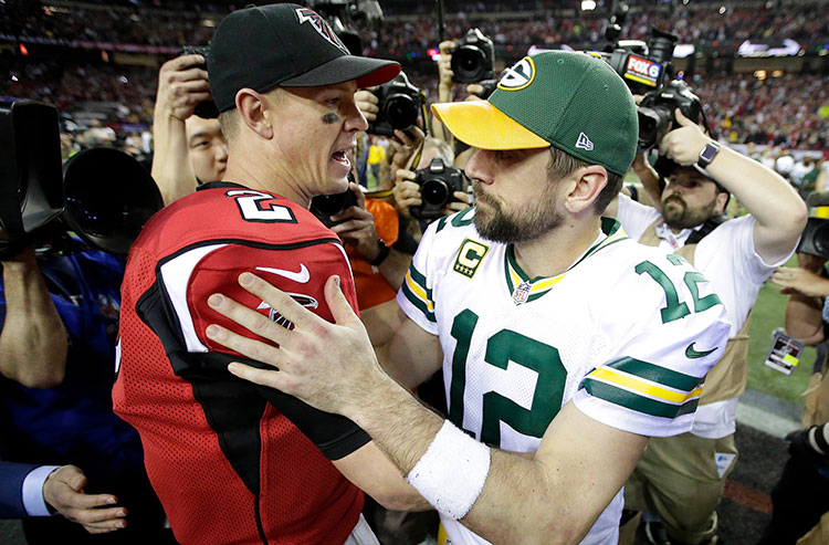 NFL opening line report: NFC Championship rematch highlights Week 2