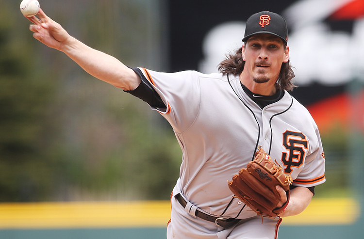Four underperforming pitchers to monitor for your MLB daily fantasy lineup