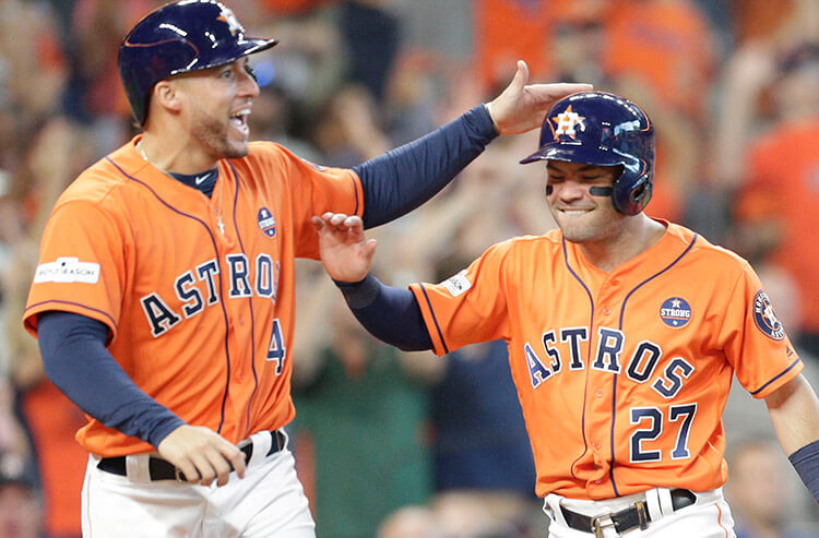 Home teams are the best bet in this year's MLB playoffs
