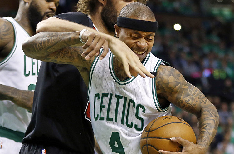 Should NBA bettors really be surprised with the Celtics' playoff struggles?