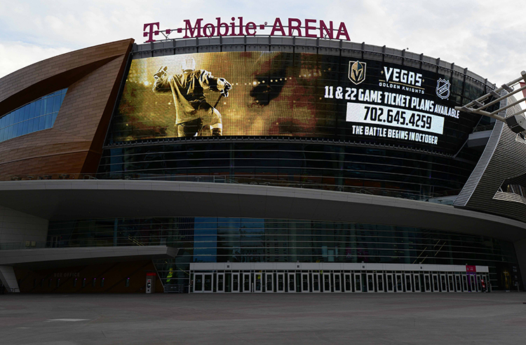 It's time to start booking your hockey vacation to Las Vegas