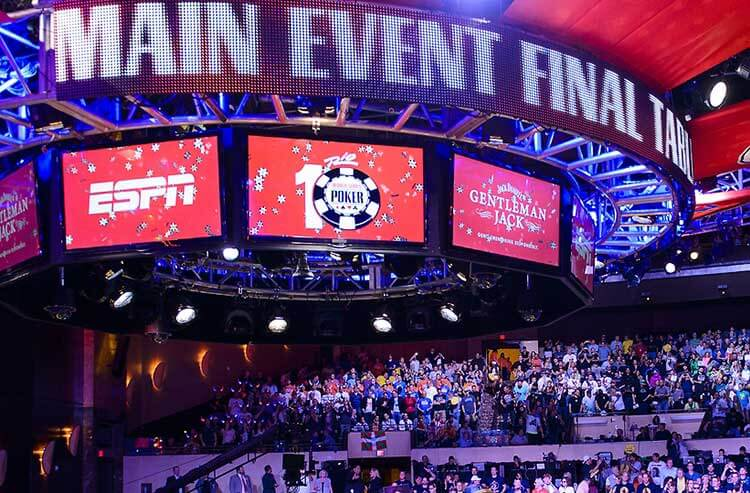 World Series Of Poker Schedule