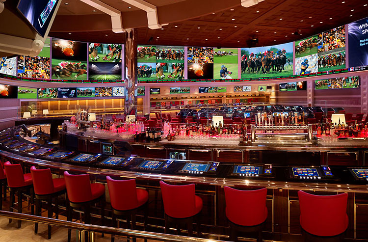A look back at Las Vegas sportsbook renovations in 2017