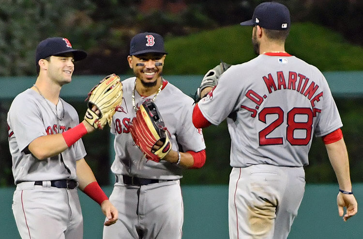 Red Sox World Series favorite heading into MLB playoffs, but stiff competition in American League