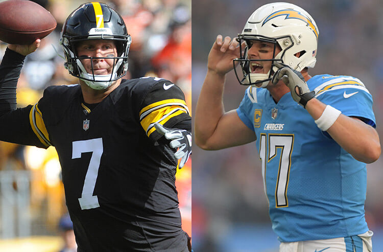 d5d75c95d73 Chargers vs Steelers NFL betting picks and predictions: Tight spread for  clash of two of