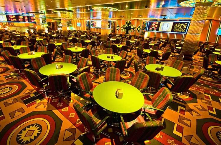 B-I-N-G-O, B-I-N-G-O, B-I-N-G-O in Vegas is the Game-O