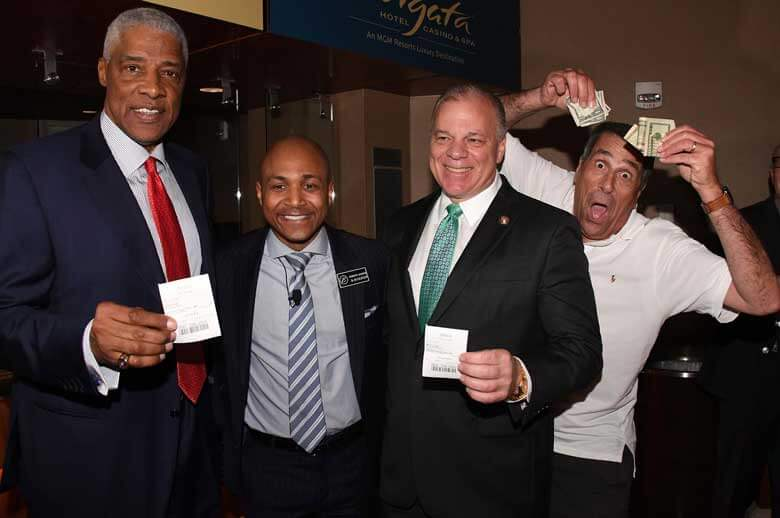'It was like a mini Super Bowl': MGM expects big things from sports betting at the Borgata