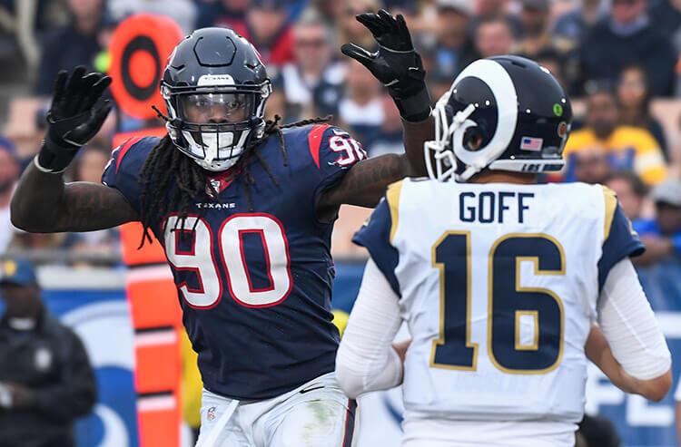 Bettors pile on Texans for NFL preseason tilt against Rams