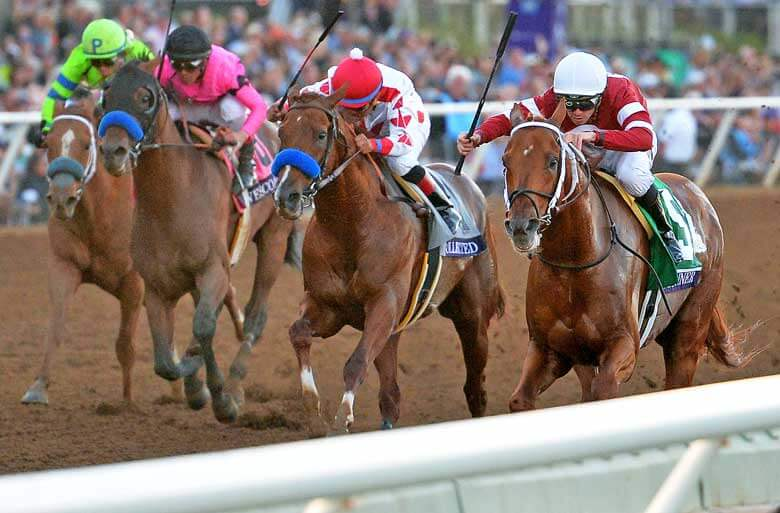 Pegasus World Cup Horse Racing Betting Cheat Sheet