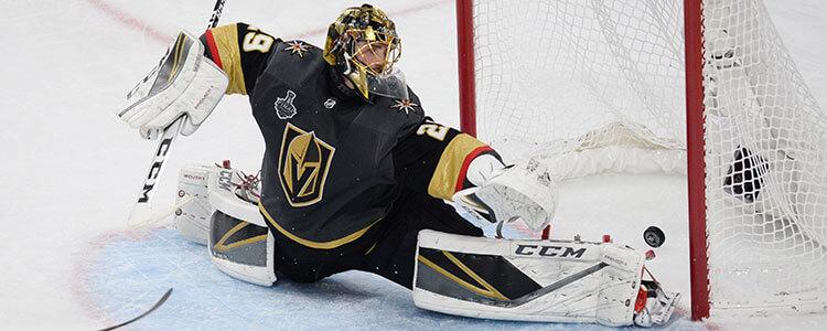 Marc-Andre Fleury Vegas Golden Knights NHL Odds