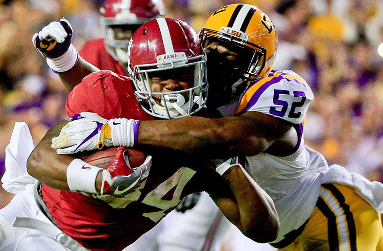 Alabama vs LSU college football betting picks and predictions: Two TDs too much?