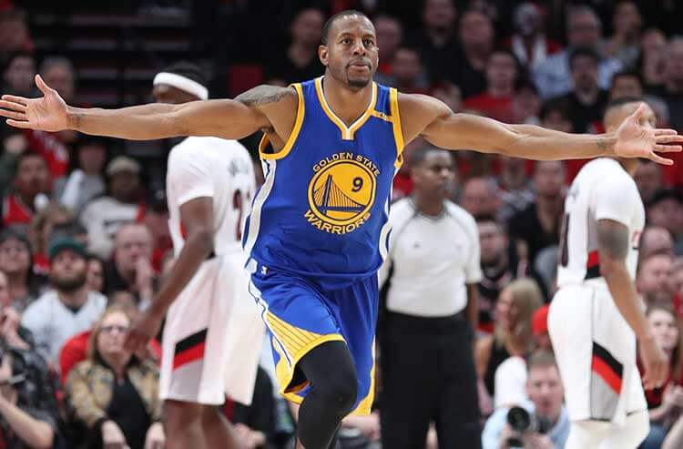 NBA Game of the Day: Warriors at Trail Blazers betting preview and odds