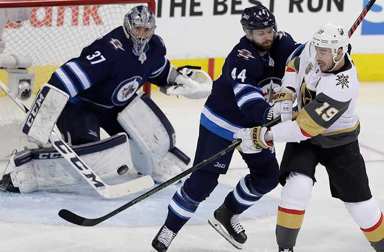 NHL Western Conference final Game 3 betting preview and odds: Jets at Golden Knights