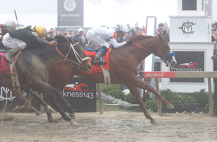 Triple Crown prop bet drawing good two-way action ahead of Belmont