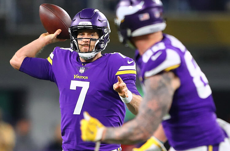 Sharps siding with faves in mid-week conference championship NFL betting action