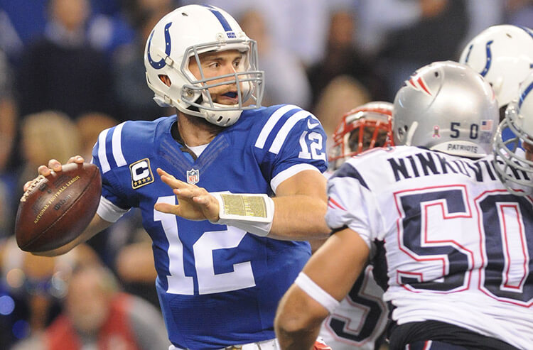 7b76b7ae Colts vs Patriots NFL betting predictions and picks: Line ...