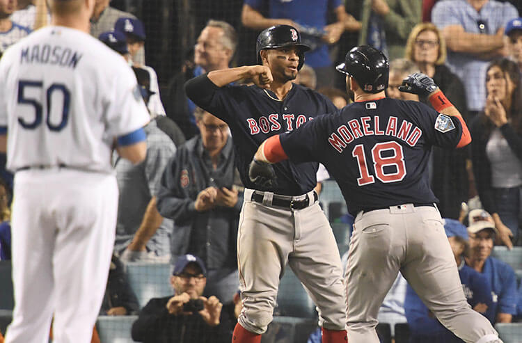 Red Sox vs Dodgers World Series Game 5 betting picks and predictions
