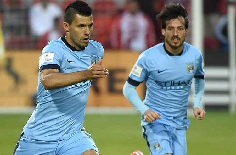 Manchester Derby highlights this weekend's soccer odds and analysis