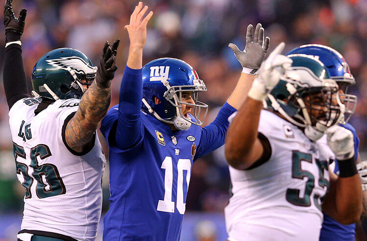 Eagles vs Giants NFL betting predictions and picks: Will offenses break out?