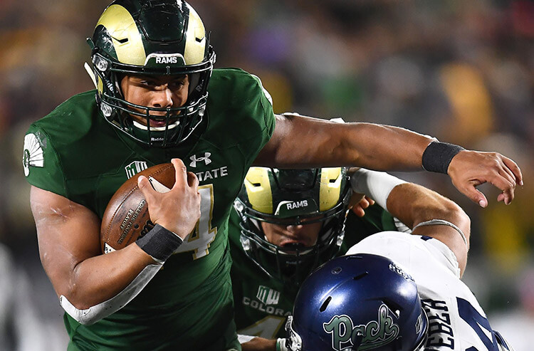 Lopsided action on Colorado State as college football season opens