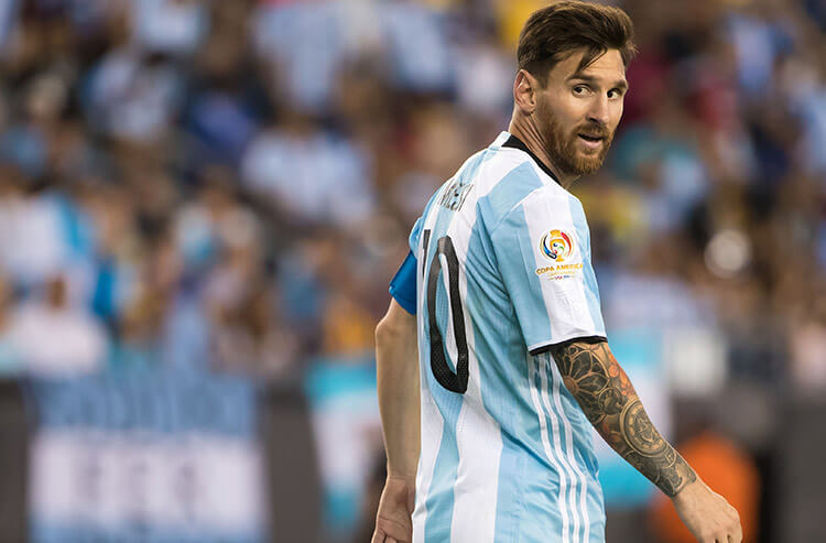 Three best ways to bet Argentina in the 2018 World Cup odds