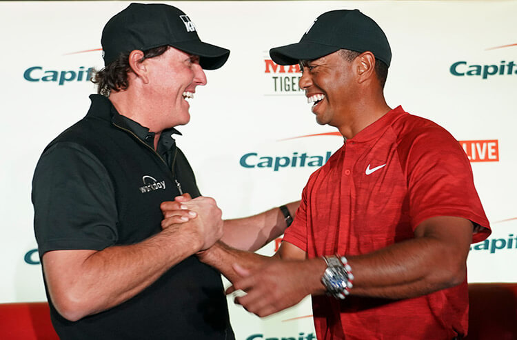 tiger vs  phil  the best five ways to bet  u0026quot the match u0026quot