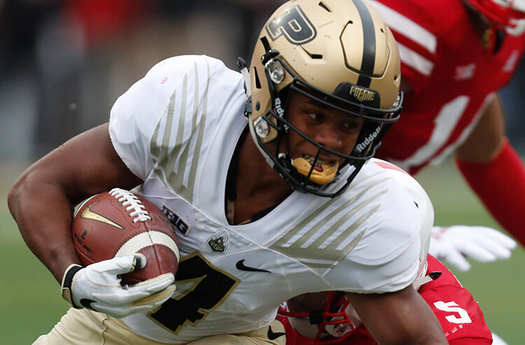 Sharp college football bettors like Purdue's odds vs. Ohio State in Week 8