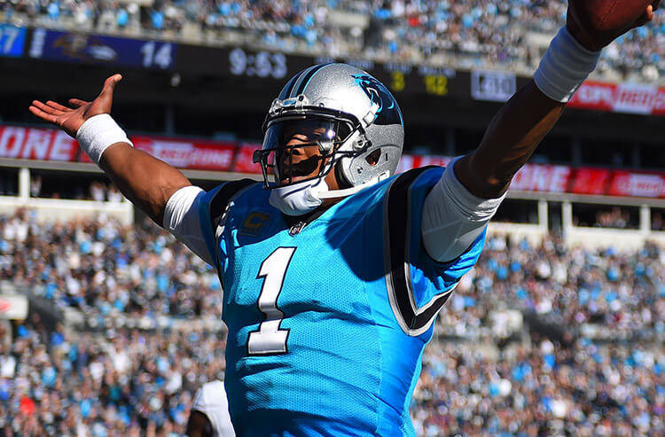 Panthers vs Steelers NFL betting picks and predictions: Cam's legs key to Carolina cover