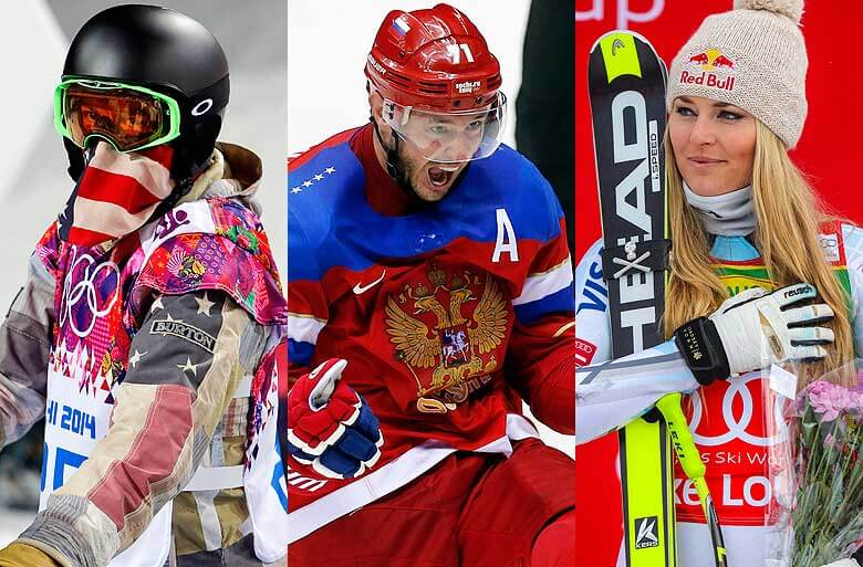 Your last-minute guide to wagering on the 2018 Winter Olympics betting odds