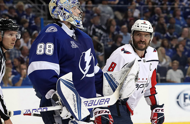 NHL Eastern Confernce Finals Game 5 betting preview  Capitals at Lightning bcb73fd89b1