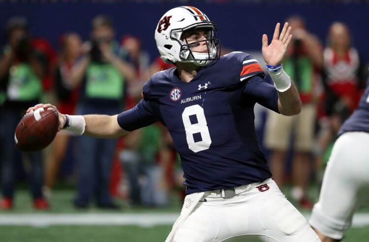 Best long-shot bets to win the 2019 college football national championship