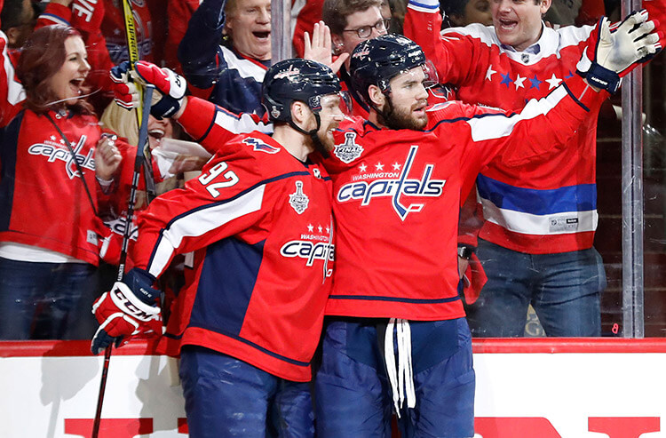 Capitals vs Golden Knights NHL picks and predictions  Expect repeat in  Stanley Cup rematch 4f54308697d