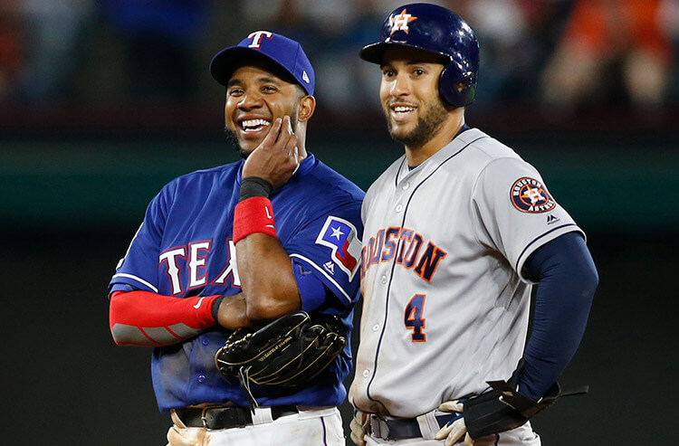 Astros vs Rangers MLB betting picks and predictions: Houston to finish strong