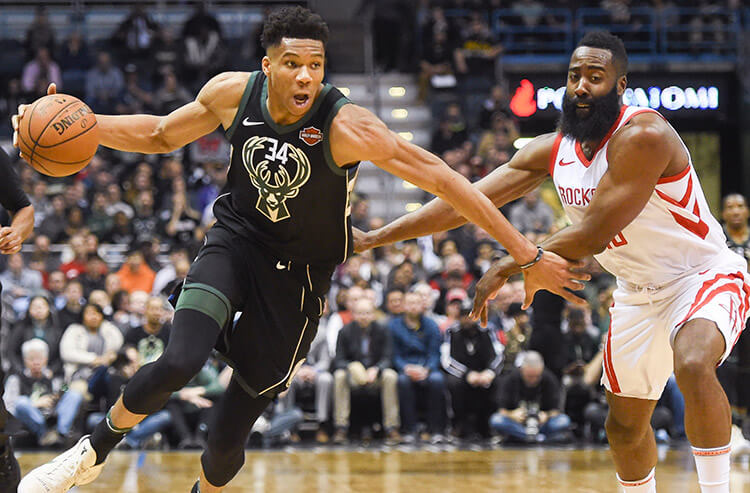 Rockets vs Bucks NBA betting picks and predictions: MVP favorites clash