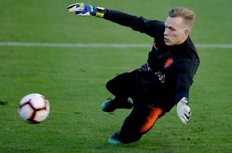Holland big favorites vs Belarus and this week's soccer odds & best bets