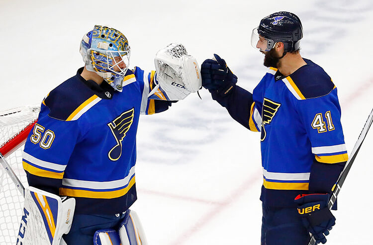 Blues' long-shot Stanley Cup odds could body check NHL bookies