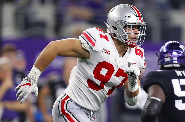 Odds and best bets for the 2019 NFL Draft Scouting Combine