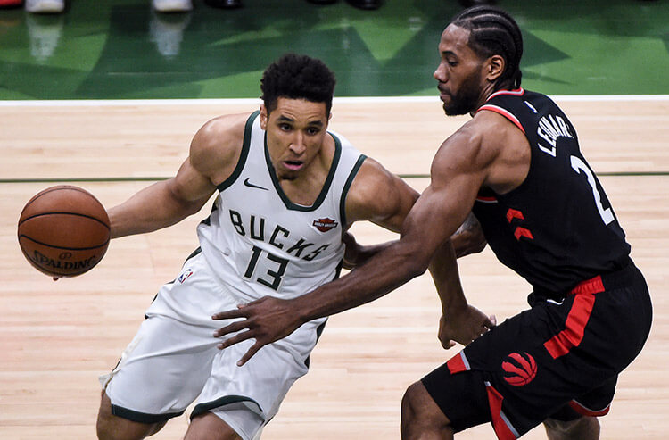5807022bffd Raptors at Bucks NBA betting picks and predictions  Bucks boosted by bench