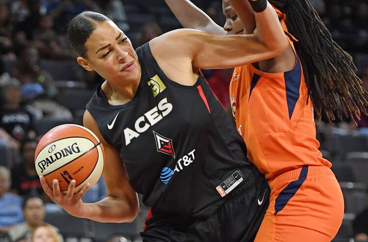 WNBA Lady Luck: August 13 free picks, predictions and betting odds