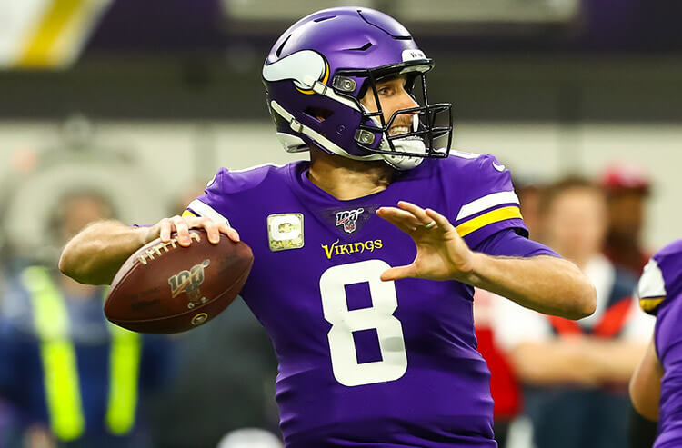 Vikings vs Seahawks NFL betting picks and predictions: Cousins can snap MNF losing streak