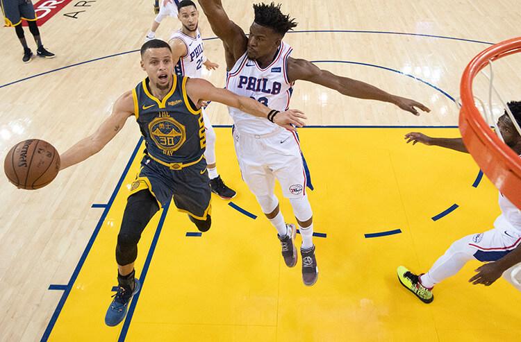 Warriors vs 76ers NBA betting picks and predictions: Bad