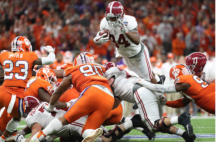 Public playing both sides of Clemson-Alabama clash